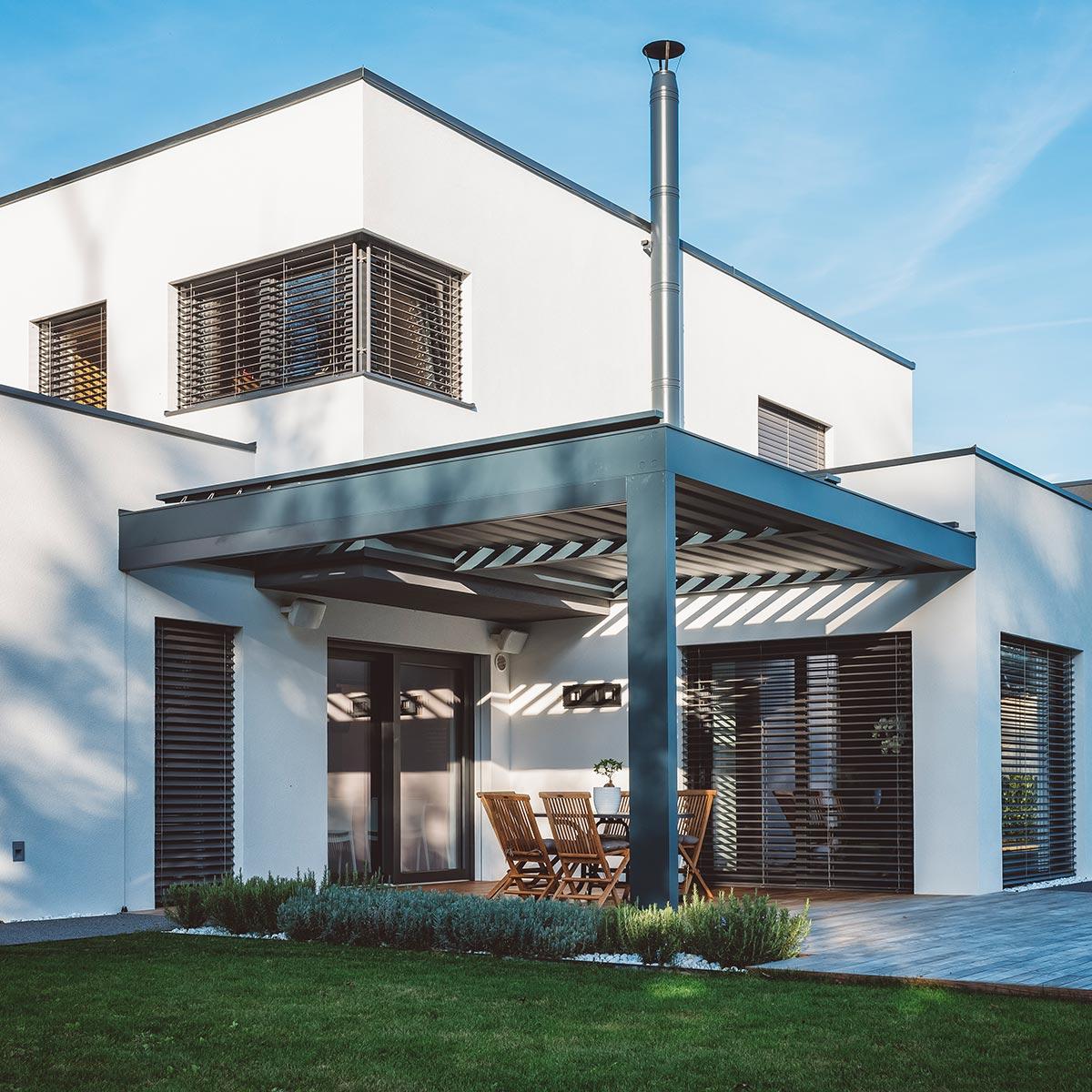 Fensterputzer in Ingolstadt und Umgebung für private Haushalte.